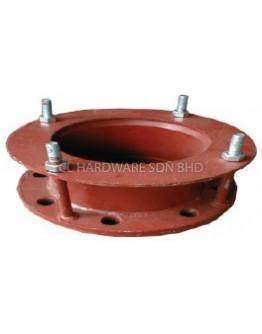 12''(345.4MM M/S Pipe) PN16 V.J ADAPTOR C/W RING