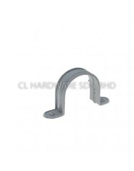 "2"" PVC PIPE CLIP [STAR] BS4346"
